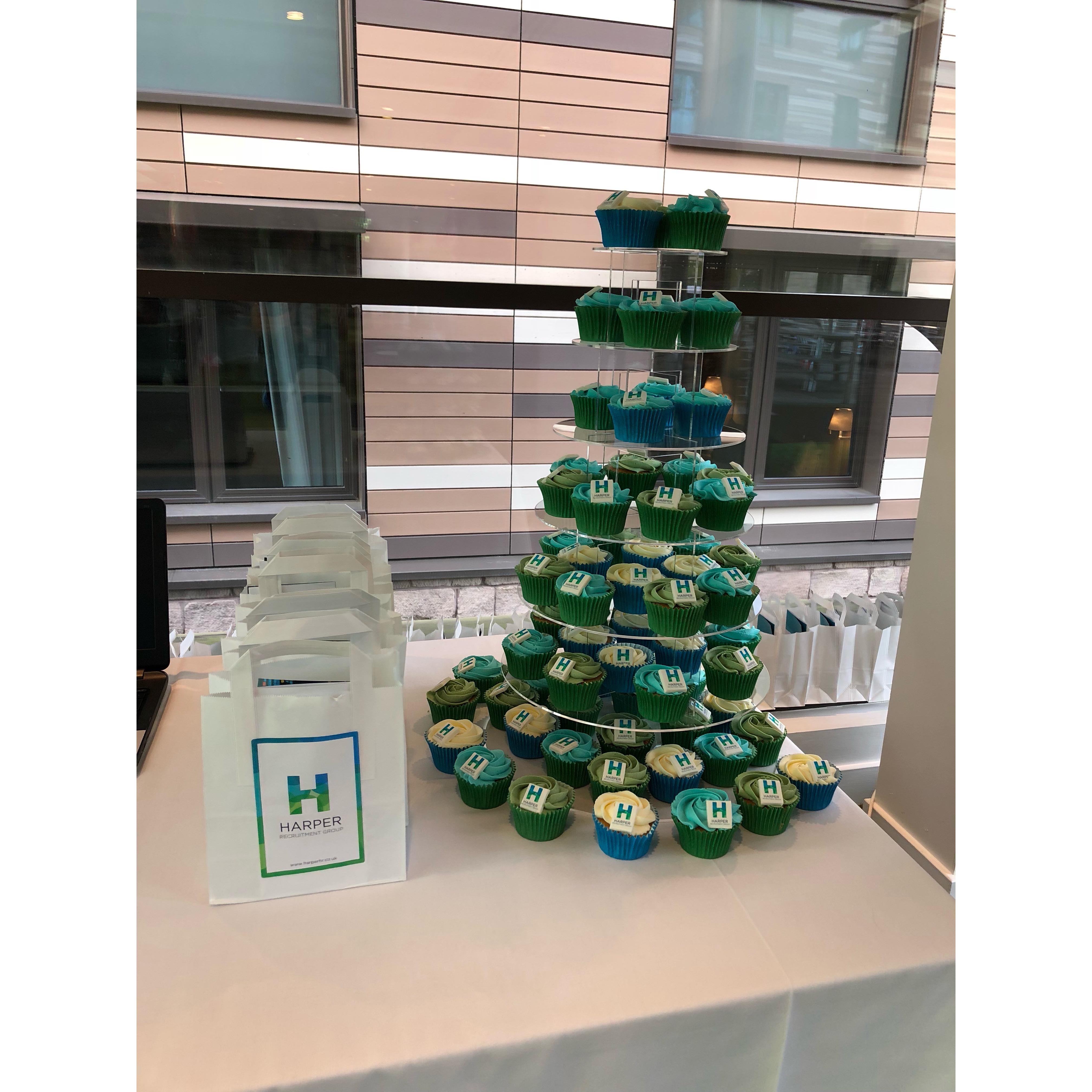 Harper Cupcakes